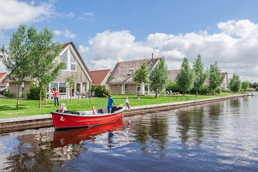Vakantiepark Friese meren